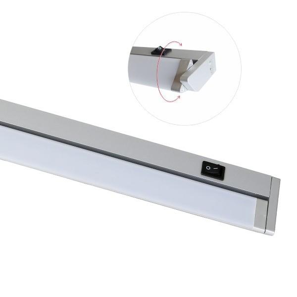 Spotlight Φωτιστικό LED 10W Τύπου Φθορίου 4000K Με Περιστρεφόμενο Λαμπτήρα 158b26d0dc2